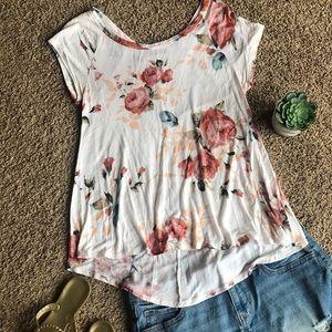 Floral {boutique} top 🌀
